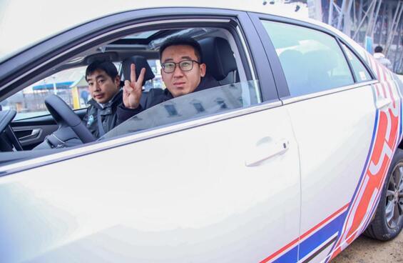 王者归来!越值A级轿车比亚迪全新秦 中国.华北 荣耀上市
