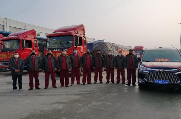 排除万难 率先复工,江淮商务车全力生产救护车订单支援抗疫