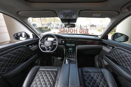 A+级SUV头等舱—启辰星武汉演绎VIP驾乘普适之道