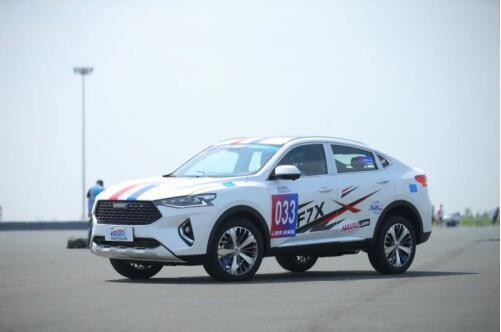 """屠榜""""CCPC 2020中国量产车性能大赛"""",哈弗F7x再来一波全网刷屏!"""