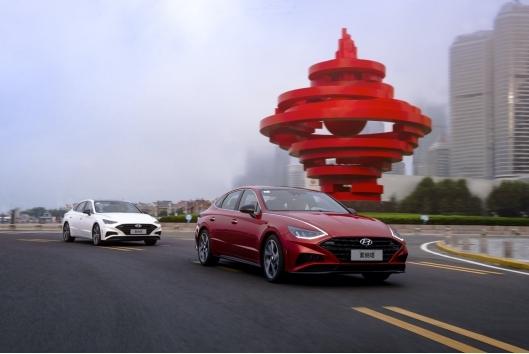 先破而后立 第十代索纳塔凭实力为韩系车正名