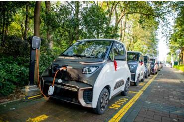 排名第一!宝骏E100E200荣登中国新能源汽车满意度指数榜首