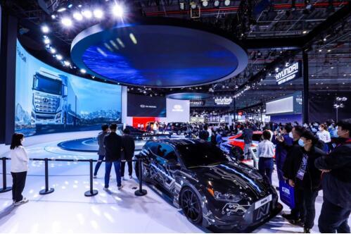 现代汽车集团强大阵容参展进博会 发布氢能源及电动化中国事业发展新战略