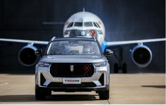 C-NCAP碰撞测试结果出炉,奔腾T99获五星安全评级